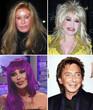 Die zum Teil enstellten Gesichter der Prominenten werfen Fragen auf