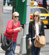 Emmas Mama besucht Emma in New York