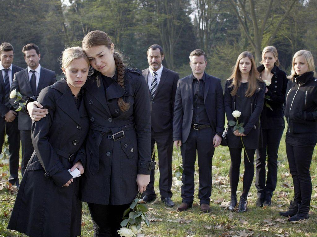 AWZ: Annettes Beerdigung