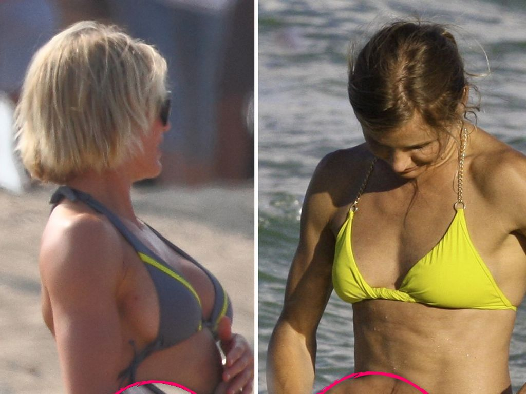 Cameron Diaz im Bikini