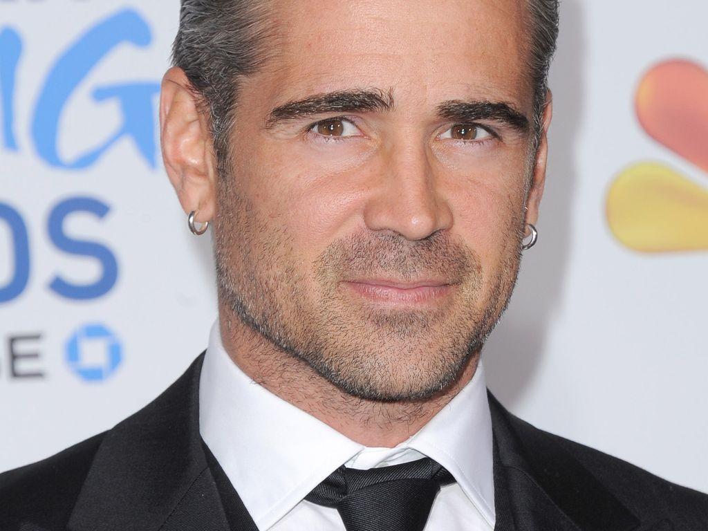 Colin Farrell hat jetzt graue Haare