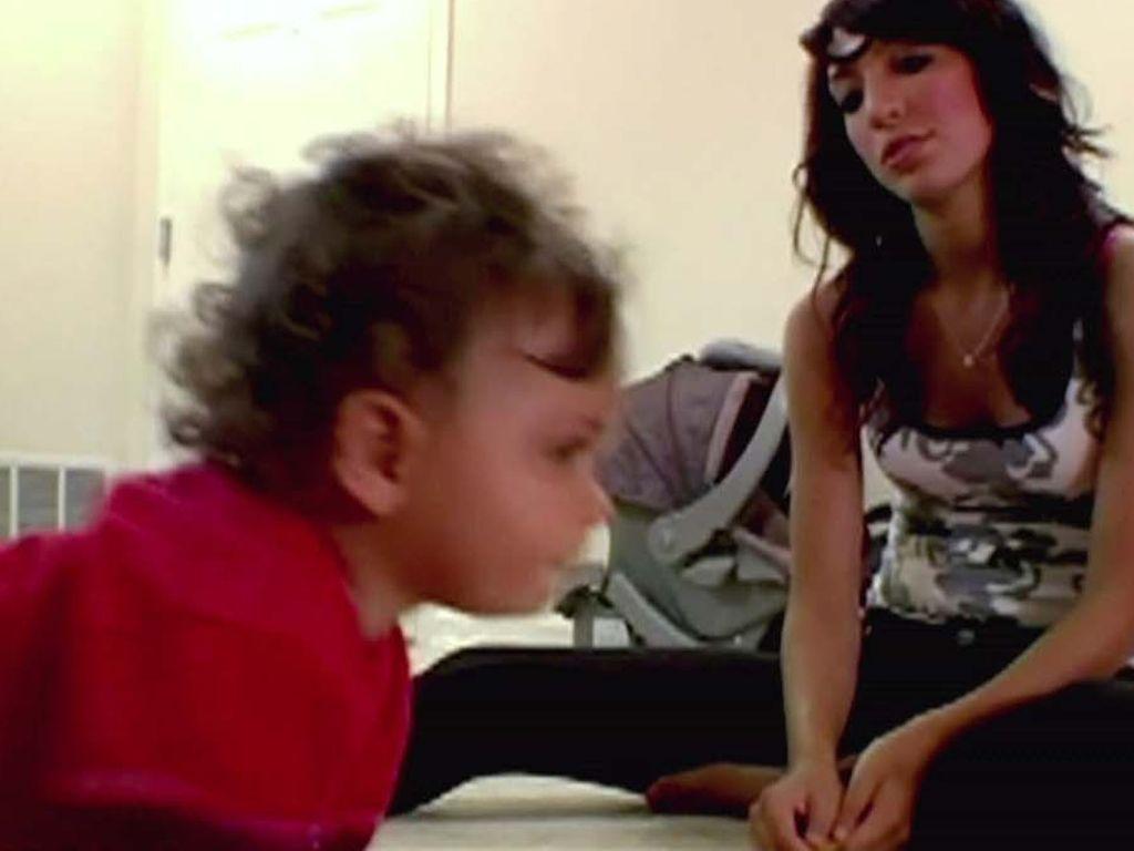 Farrah Abraham mit ihrer Tochter
