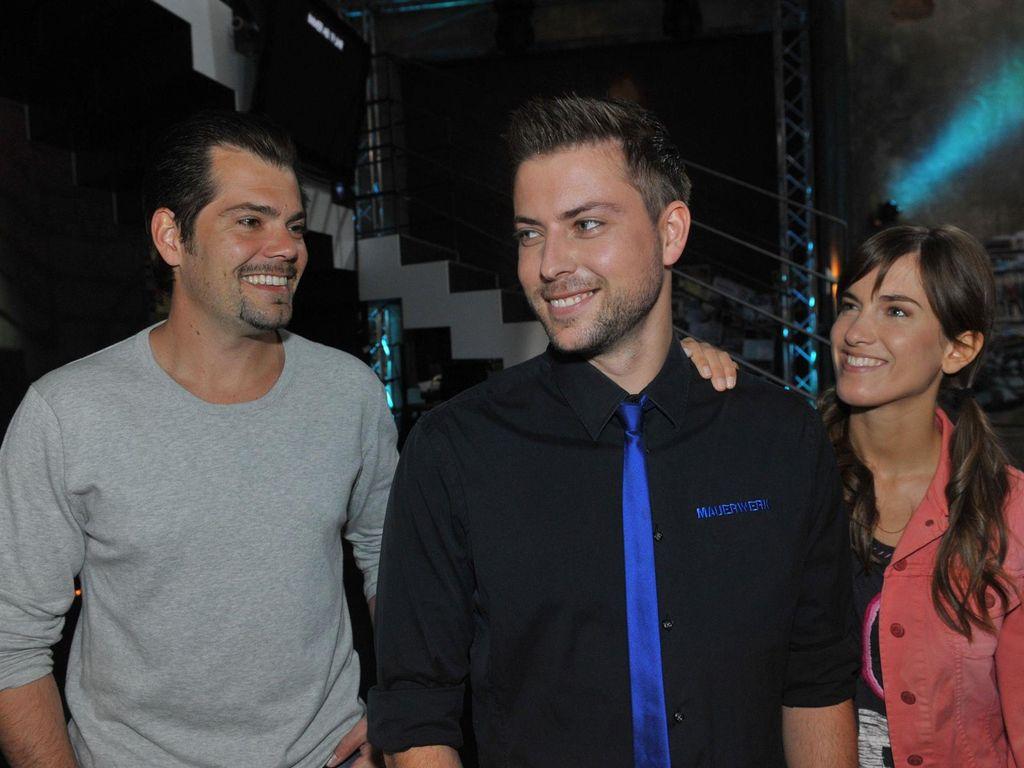 GZSZ-Dreier: Leon, John und Pia