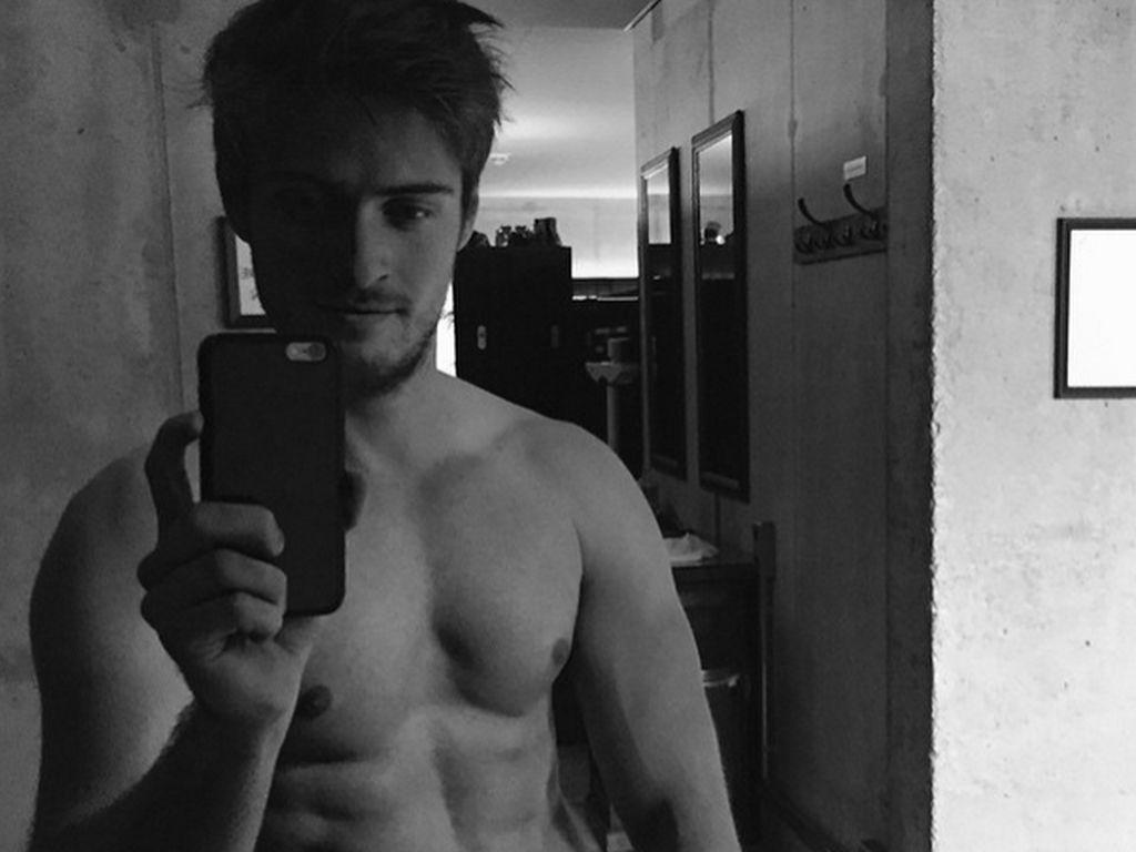 Jörn Schlönvoigt legt nach: Ein Nackt-Selfie wie Ex Sila