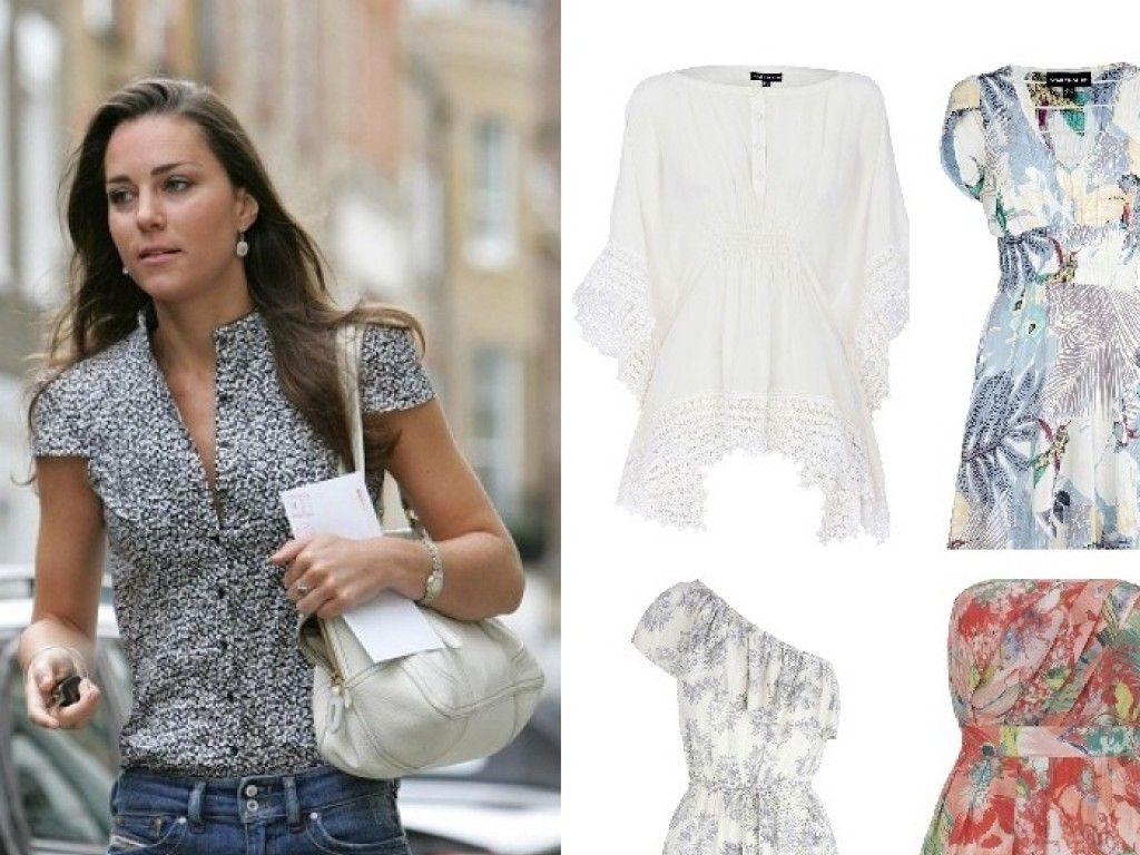 Kate Middletons neue Kleider