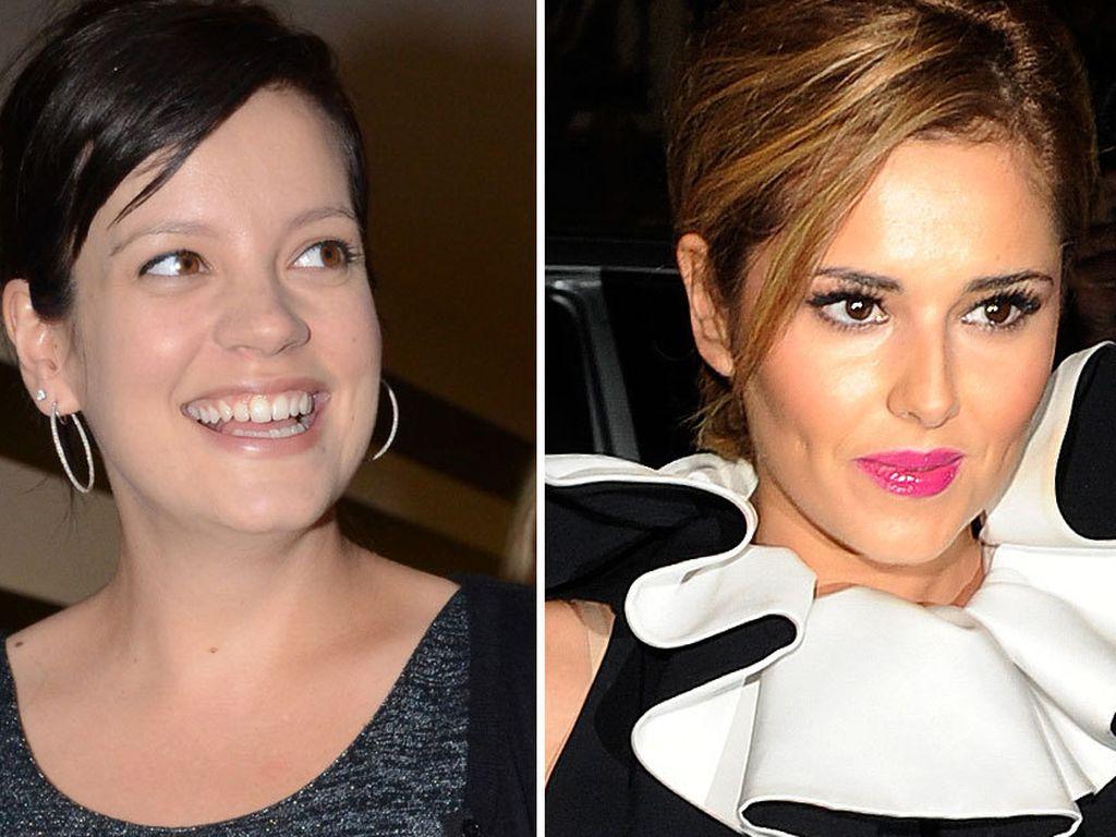Lily Allen und Cheryl Cole wieder im Zickenkrieg?