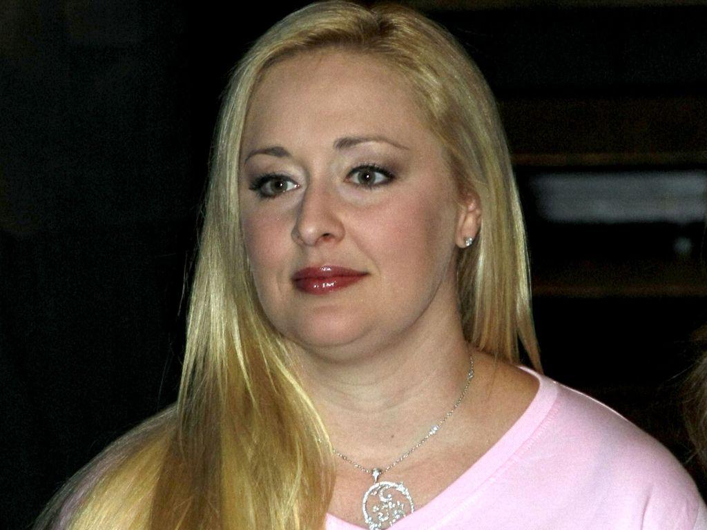 Mindy McCready mir rosa Shirt