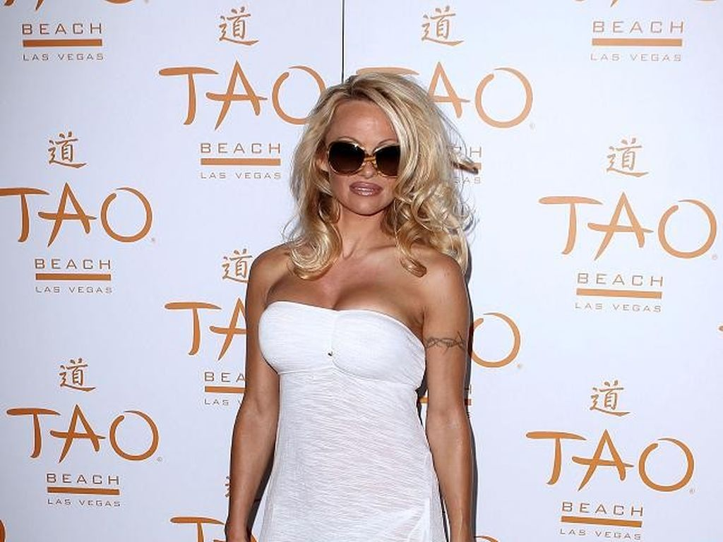 The Hottest Pamela Anderson Bikini Pictures