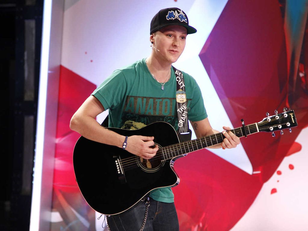 Popstars 2012: Martynas beim Casting