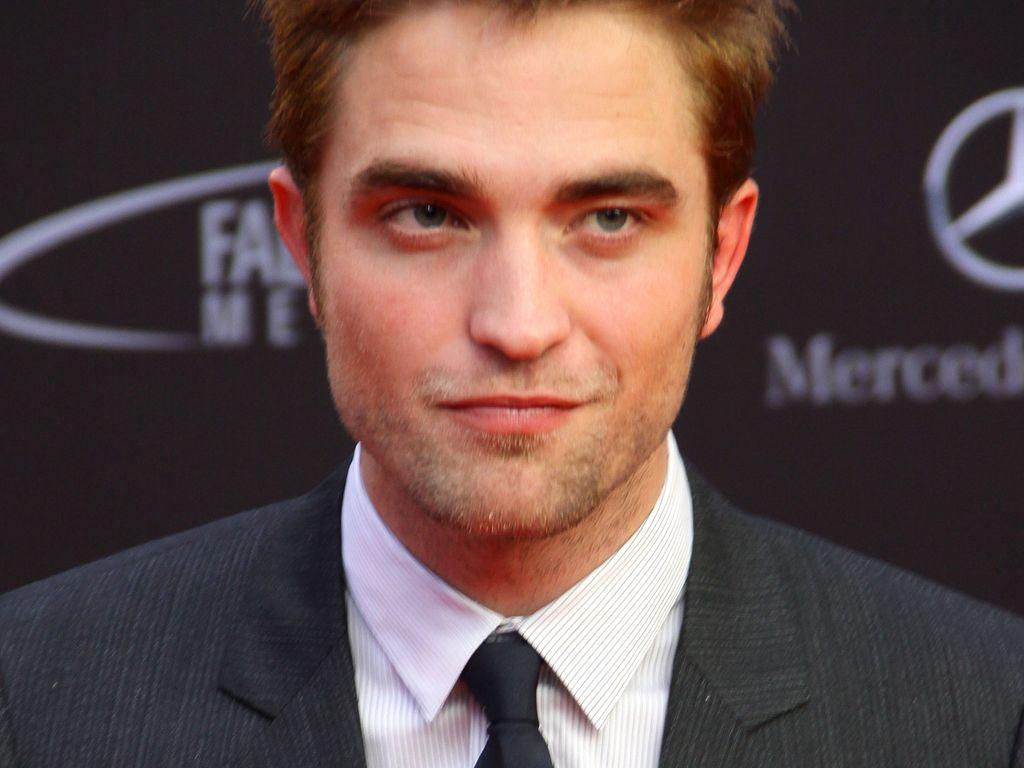 Robert Pattinson bei der Cosmopolis Premiere