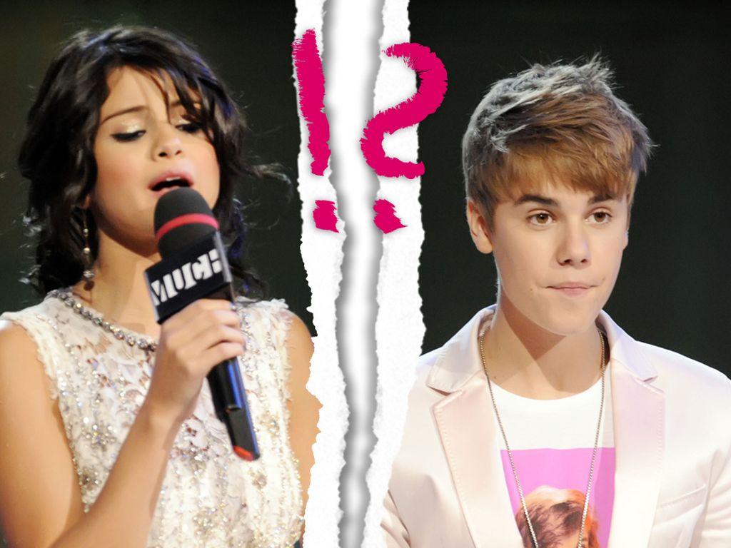 Selena Gomez i Justin Bieber rozstanie