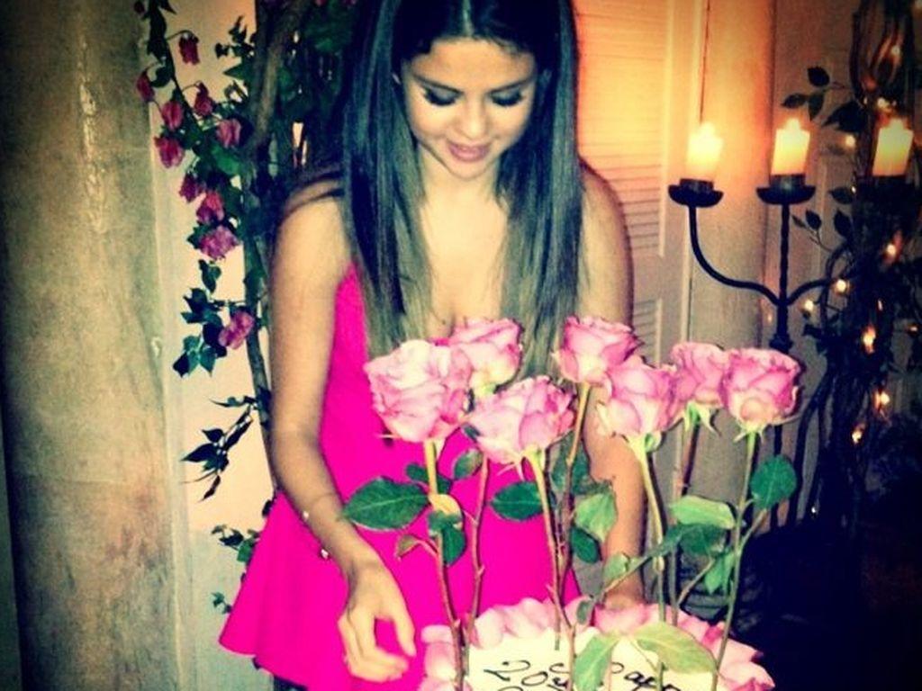 Selena Gomez' Torte