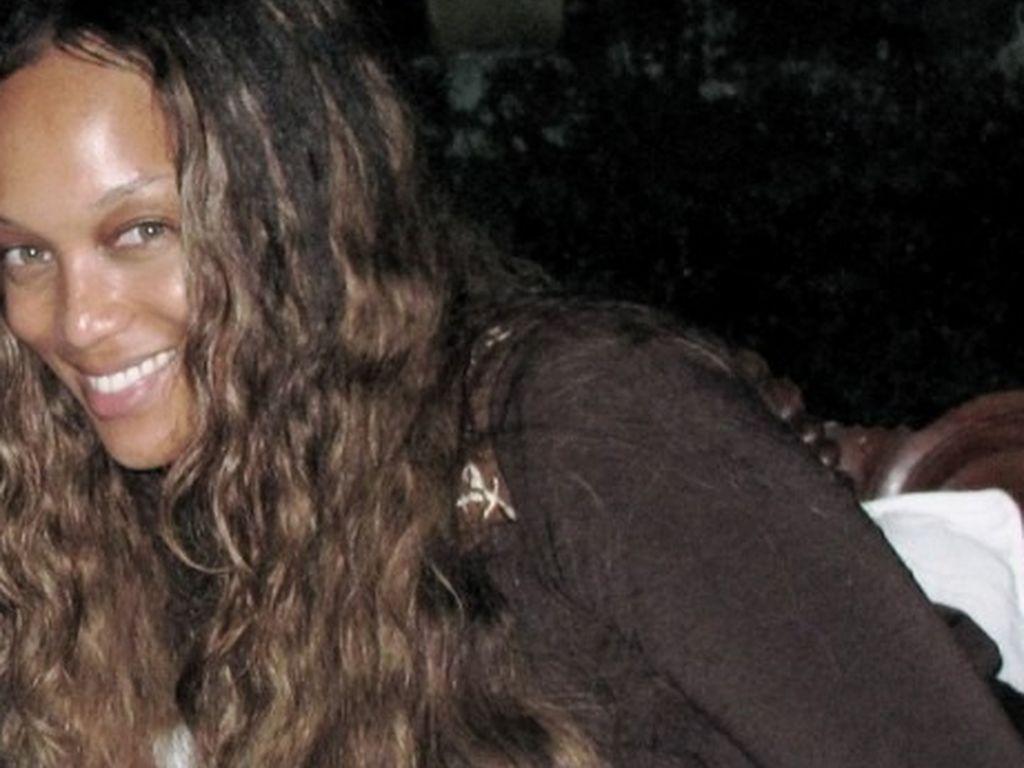 Tyra Banks: Sie sieht aus wie ein Alien - madonnaoe24at