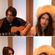 Ashton Kutcher singt neuerdings mit seiner Stieftochter Scout