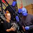 """Mit der """"Blue Man Group"""" wird sie bei der """"TV total Stock Car Crash Challenge"""" performen"""