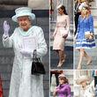 Die Royals machten sich zum Gottesdienst anlässlich des Thron-Jubiläums der Queen richtig schick