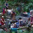 Im Dschungelcamp 2011 sah das noch ganz anders aus