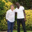 """Omar Sy gelang an der Seite von François Cluzet in """"Ziemlich beste Freunde"""" der internationale Durchbruch"""