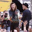 Bei einem Konzert wurde Harry Styles mit einer Dose abgeworfen