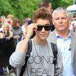 Ihr Freund Justin Bieber war zu der Zeit in Europa unterwe