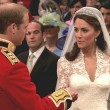Kate und William in der Westminster Abbey