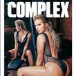 Auf dem Complex-Cover zeigt sie ihre heiße Figur