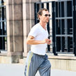 Matthew McConaughey ist topfit