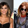 Miley Cyrus wechselte von braunen zu roten Haaren
