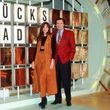 Peter Bond und Maren Gilzer kennen sich aus ihrer Zeit beim Glücksrad