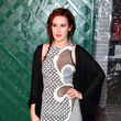 Rumer Willis trug die Version in lang
