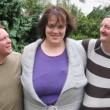 Schwiegertochter gesucht: Altenpflegerin Susanne mit ihren zwei Männern