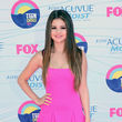 Selena Gomez kam ganz in Pink zu den Teen Choice Awards