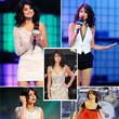Selena Gomez' Outfit-Marathon