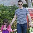Tom Cruise liebt seine Kleine und versucht, sie so oft es geht zu sehen - das behauptet er