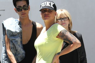 Amber Rose hat es nicht eilig, ihr altes Gewicht zurckzuerlangen