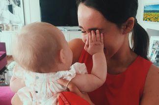 Aurora Hunziker genießt die Zeit mit ihrer jüngeren Halbschwester Celeste