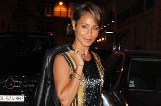 Jada Pinkett-Smith: Sie ist total sexy in Leder-Leggins - und das mit 44 Jahren