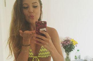 Joelina Drews zeigte sich jetzt im Bikini