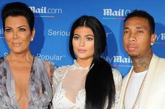 Kris Jenner soll Eifersüchteleien zwischen ihrer Tochter Kylie und Tyga schüren