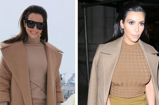 Mandy Capristo erschien zu DSDS im Kim-Kardashian-Look