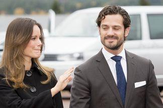 Werden Prinz Carl Philip und Prinzessin Sofia von Schweden Eltern?
