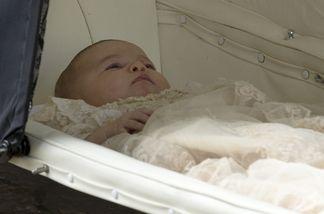 Gestatten: Taufkind Prinzessin Charlotte