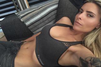 Sophia Thomalla zeigt sich gerne sexy