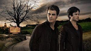 7. Staffel Vampire Diaries Poster