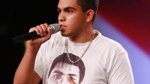 Ali Mustafa rappt bei Das Supertalent