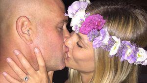 Bar Refaeli küsst ihren Freund