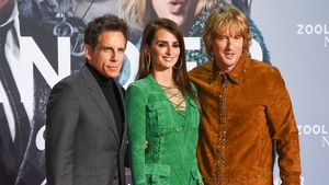 Ben Stiller,Penelope Cruz,Owen Wilson bei der Zoolander 2-Premiere