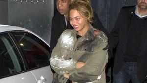 Beyonce versteckt ihren Bauch