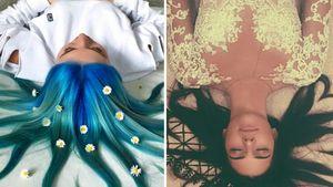 Bibi Heinicke alias Bibis Beauty Palace und Kendall Jenner mit Herzhaaren