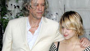 Bob Geldof und seine Tochter Peaches
